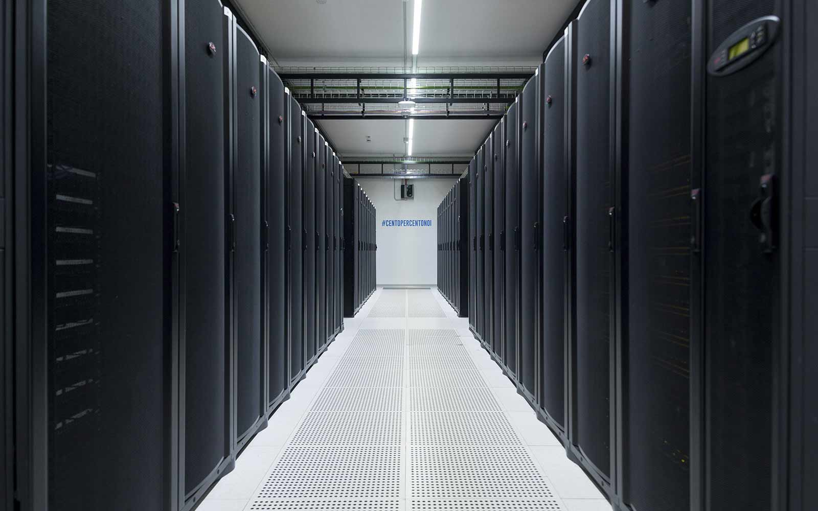Data Center Tier 4 Elmec Informatica