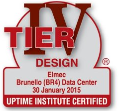 TIER IV data center Elmec Informatica