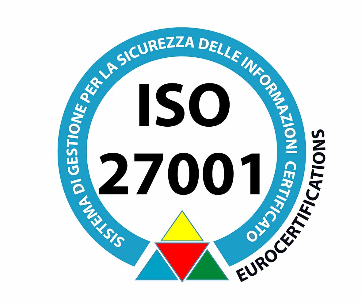 Certificzione ISO27001 Elmec Informatica